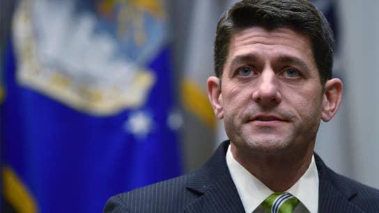 White House responds to Paul Ryan resignation reports