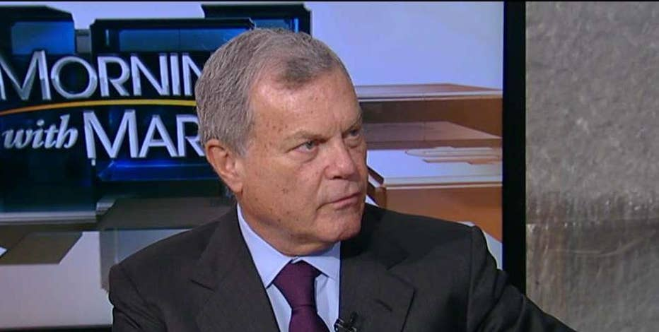 WPP CEO Sir Martin Sorrell on advertising and consolidation in the media sector.
