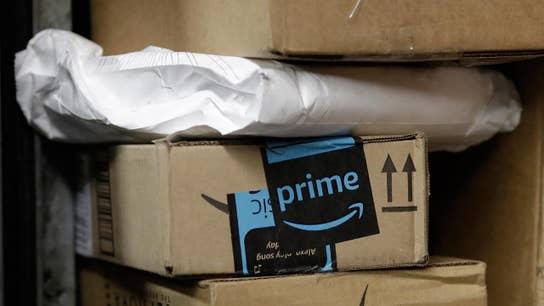 Amazon busy procrastinating Christmas shoppers