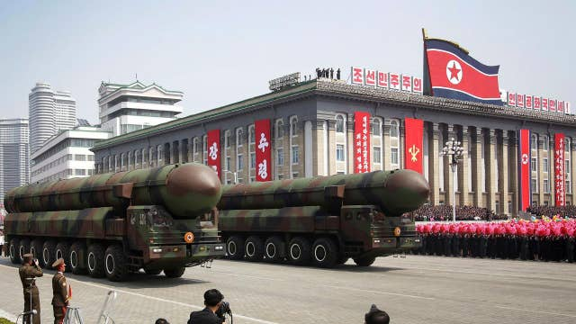 US emerging as the leader in taking on the North Korea threat?