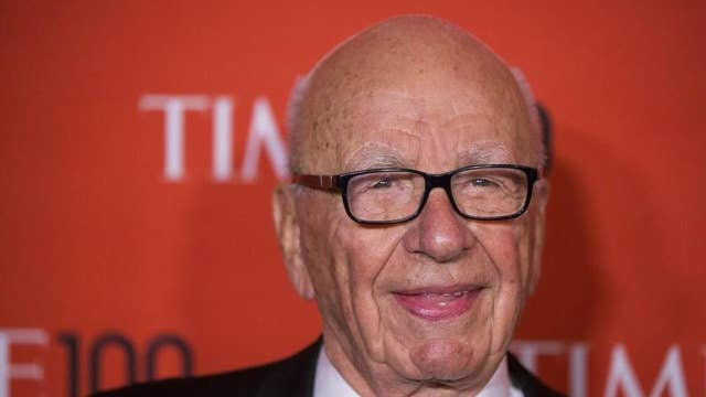 Fox, News Corp. would merge ideally, but years away: Rupert Murdoch