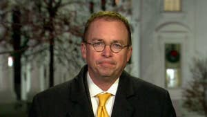 White House Budget Director Mick Mulvaney on the Senate tax reform plan and how he plans to reform the CFPB.