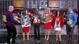 Ugly sweaters now an 'essential' part of Christmas season