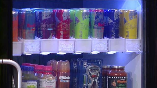 How high-tech vending machines could change the future of shopping