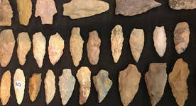 Strange Inheritance: Indian Arrowheads