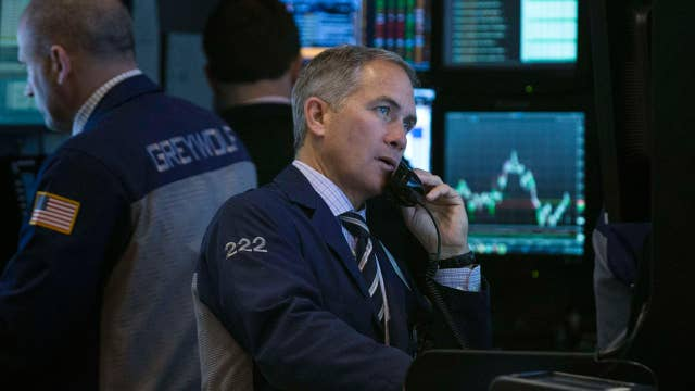 Tech disruption's impact on the US economy, markets
