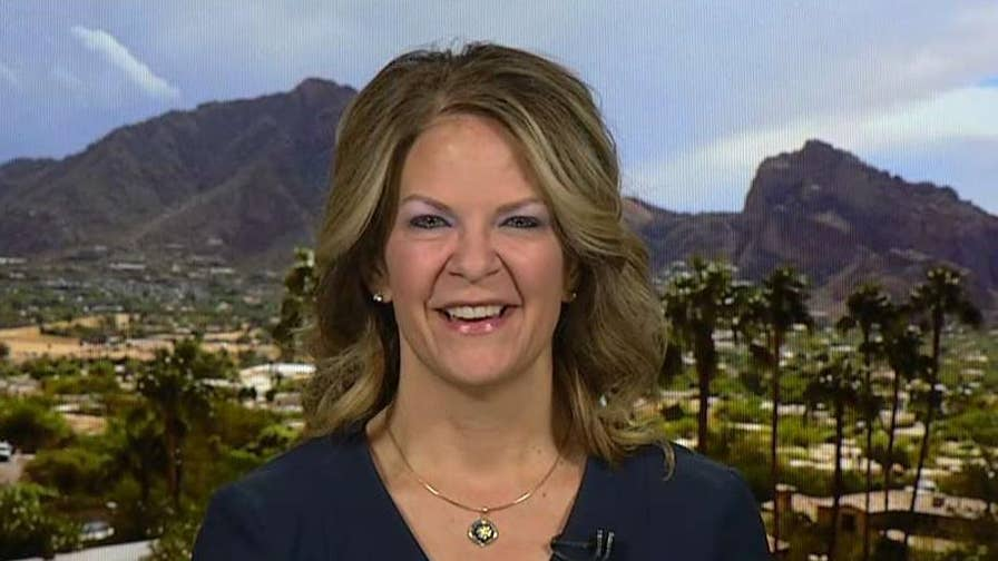 Arizona Senate candidate Dr. Kelli Ward (R) discusses what differentiates her from the other Republicans.