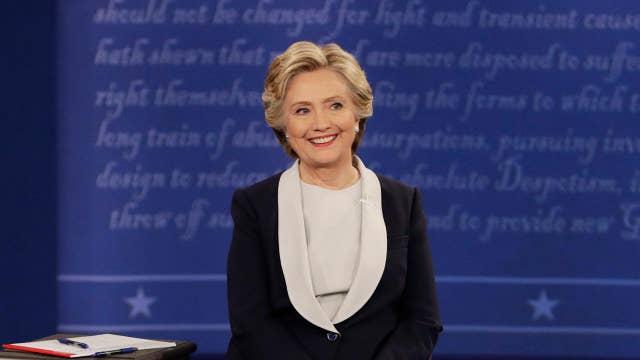 DOJ can't ignore Clinton's criminal enterprise: Chris Farrell