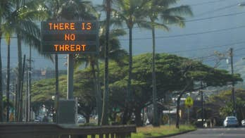 Retired U.S. Air Force Lt. Gen. Thomas McInerney discusses the false alert of a missile headed toward Hawaii and who is to blame.