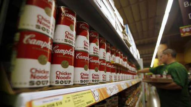 Campbell Soup CEO on tax reform: Will invest in our brands, pay down debt
