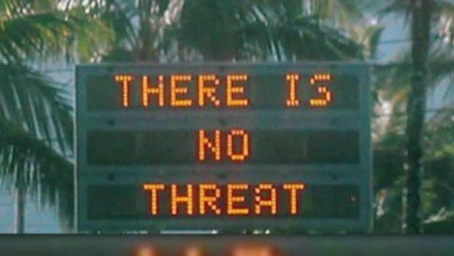Hawaii makes changes to its missile alert test