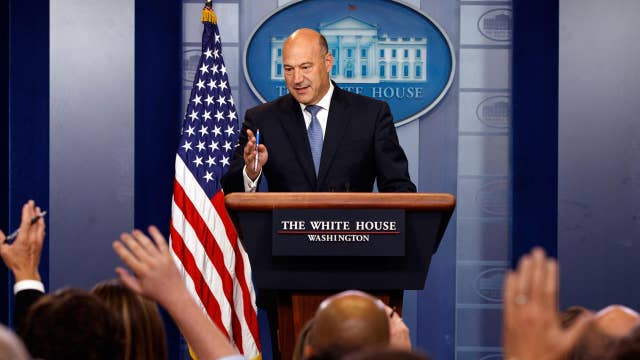 Tax reform already leading business to help employees: Gary Cohn