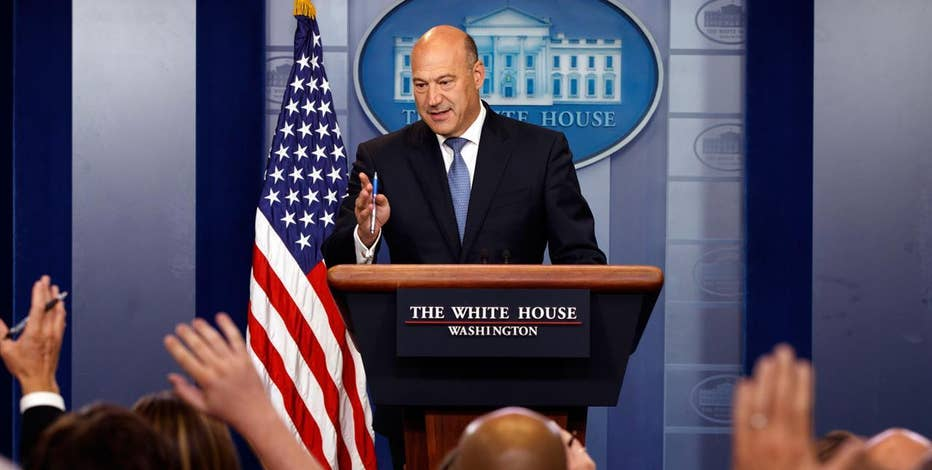 "White House National Economic Council Director Gary Cohn on the impact of the tax reform package, the Trump administration's infrastructure plan and whether Michael Wolff's new book ""Fire and Fury"" could hurt the Trump agenda and the markets."