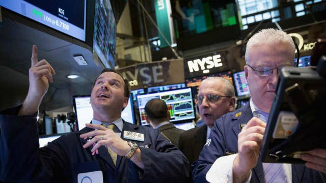 Tax reform not priced into stocks yet?