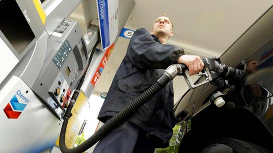 Expect higher gas prices in 2018
