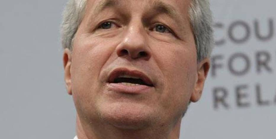 JPMorgan CEO Jamie Dimon on health care investing and innovation, the outlook for the economy, tax reform, regulations and infrastructure.