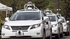 In case of self-driving car accident, who's at fault?
