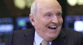 Jack Welch having meltdown amid GE woes: Sources