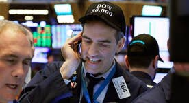 Dow reaches quickest 1,000-pt milestone