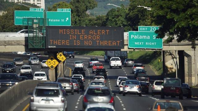 Hawaii false alarm had zero to do with the federal government: Rep. DeSantis