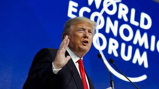 Trump: America is 'open for business', competitive again