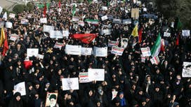 Israelis wishing Iranian protesters 'every bit of luck:' Netanyahu spokesperson