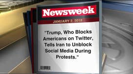Newsweek's Trump comparison to Iran is racist: Dr. Zuhdi Jasser