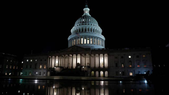 White House looks to blame Dems for possible government shutdown