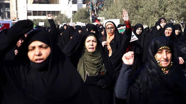 Iran must topple supreme leader's regime: Rep. DeSantis