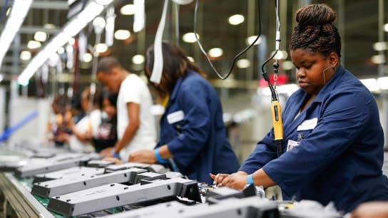 US economy adds 148K jobs in December