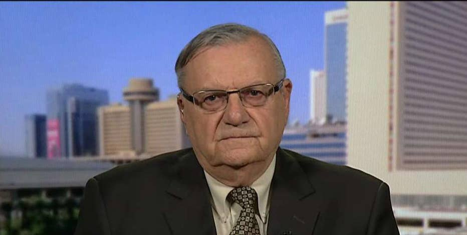 Arizona Senate candidate Joe Arpaio discusses why he is running for the U.S. Senate and gives his views on DACA.