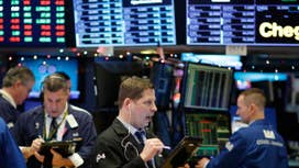 Nasdaq, S&P close at records, Dow ends positive