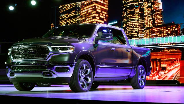 Trucks, tax reform are two stars at Detroit auto show