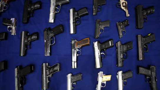 Will Congress approve of teachers carrying firearms?