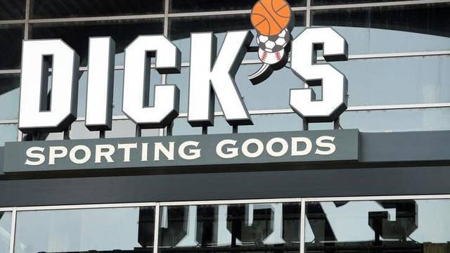 Dick's Sporting Goods to end sales of assault-style rifles