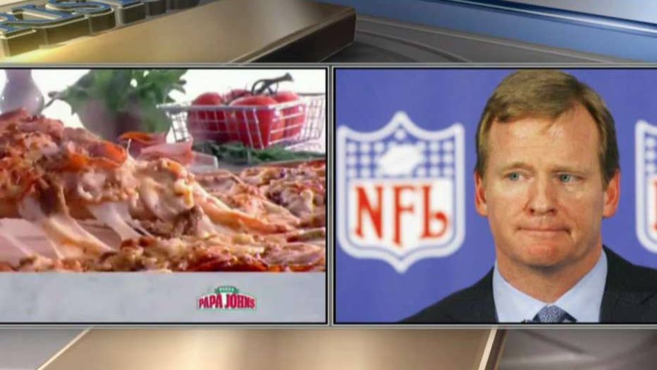 NFL, Papa John's Pizza sever ties