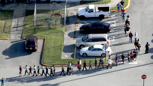 Why are school shootings happening so often?