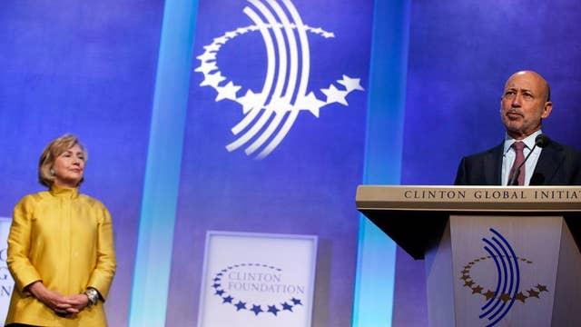 Trump economy stronger today than if Clinton won: Goldman Sachs CEO