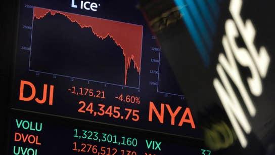 Market volatility is a plus for investors: Howard Lutnick