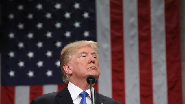 Media bashes Trump's State of the Union address