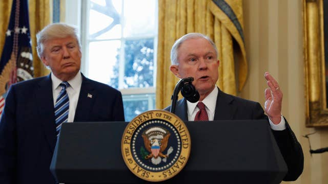 Jeff Sessions needs to remain as attorney general: Karl Rove