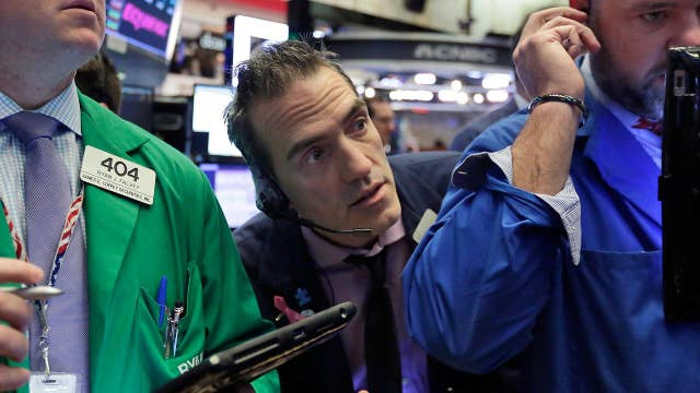 Stocks turn positive in afternoon trading