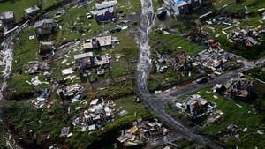 Puerto Rico Gov. Ricardo Rossello on the state of recovery efforts since Hurricane Maria.
