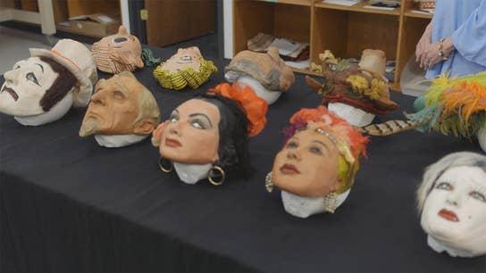 Strange Inheritance: Making faces