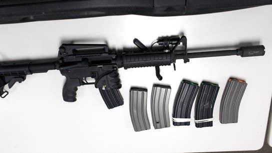 AR-15 ban won't happen, says Lt. Col. Ralph Peters