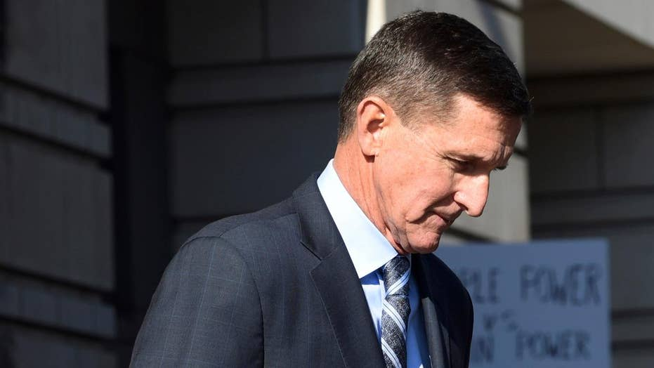 Flynn urged to withdraw guilty plea by supporters