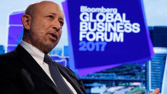 Goldman board questioning Blankfein's ability to drive future: Gasparino
