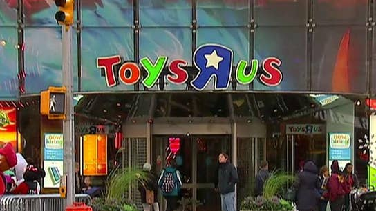 Final Toys R Us stores to close by Friday