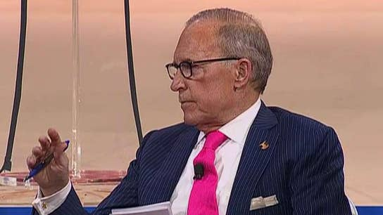 Larry Kudlow seen as favorite to replace Gary Cohn: Gasparino