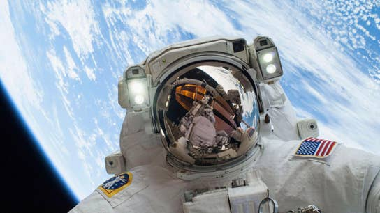 NASA chaplain's son inherits Bibles that went to moon